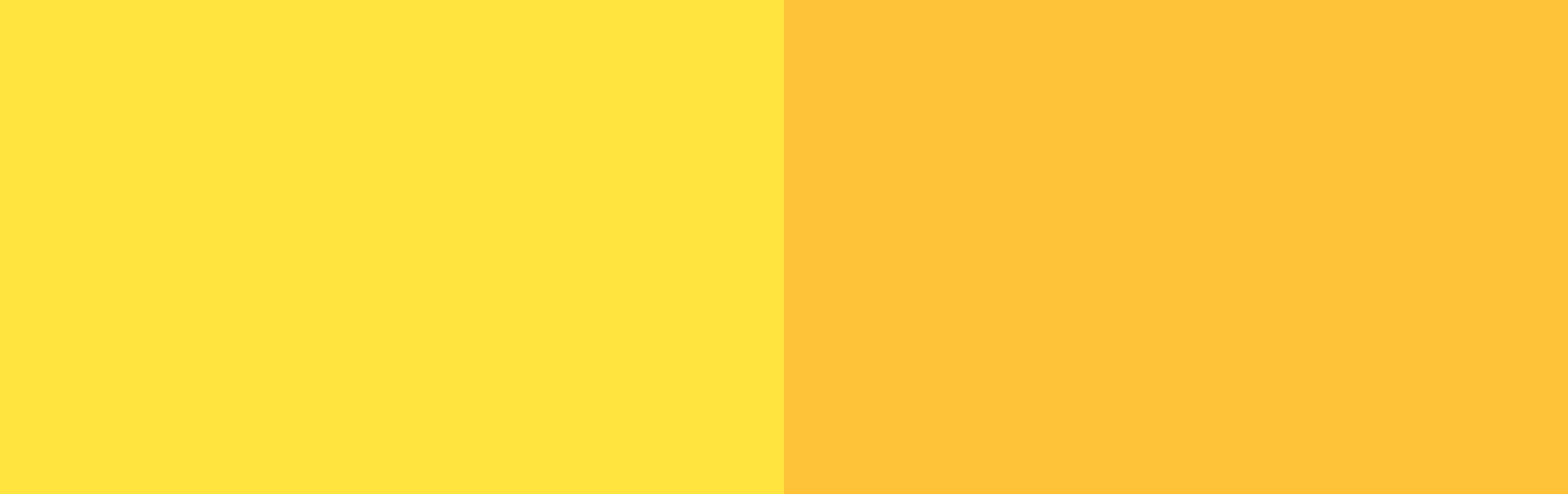 Two low contrast colors of the same color family.