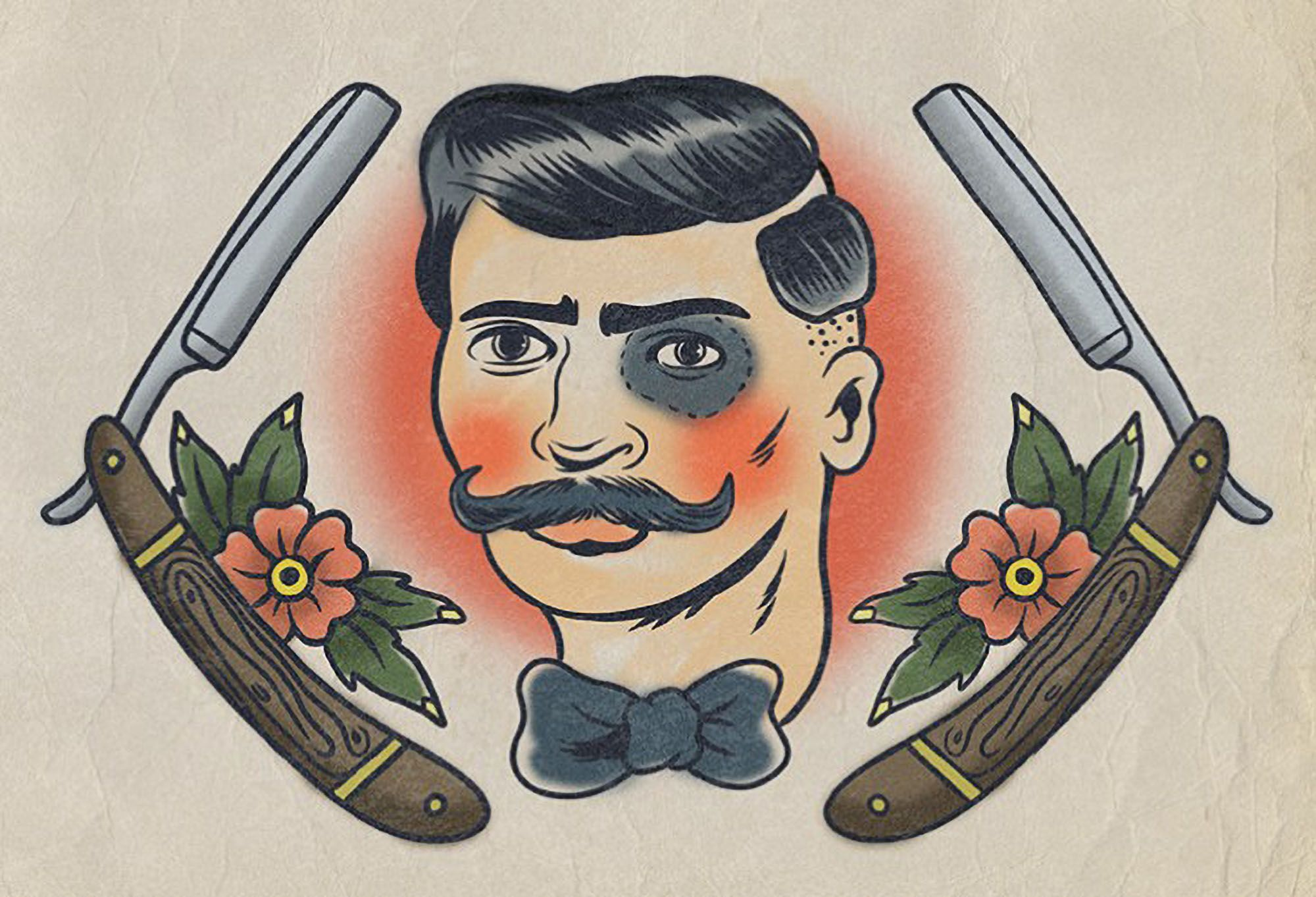 The Boston Barber & Tattoo Co. : A Cut Above | Customer Cotton
