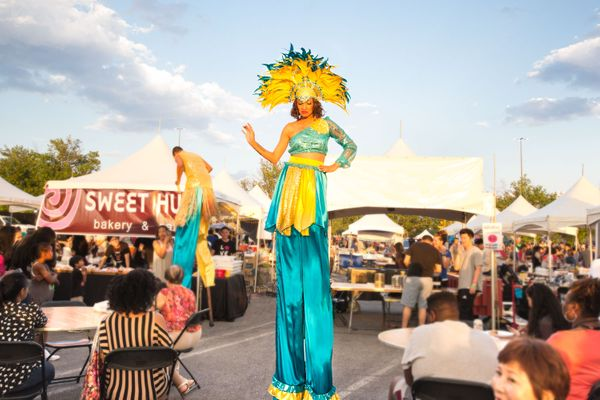 Taste The World: Atlanta International Night Market