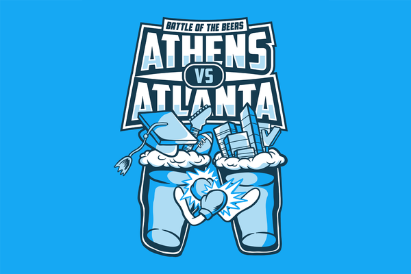 Athens VS Atlanta: Brewery Competition